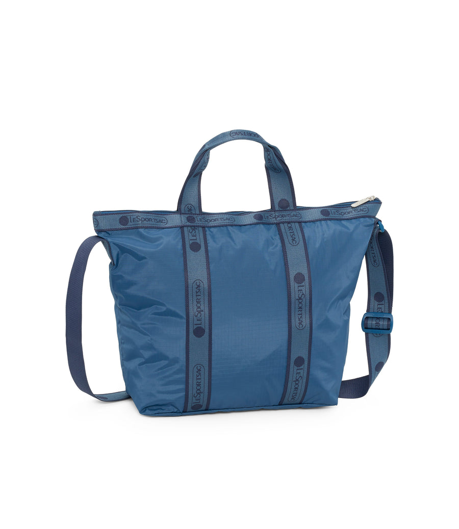 Heritage Sky Pop Luxe Tote Bag