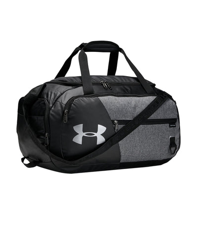 UA Undeniable 4.0 Small Duffle Bag Gray