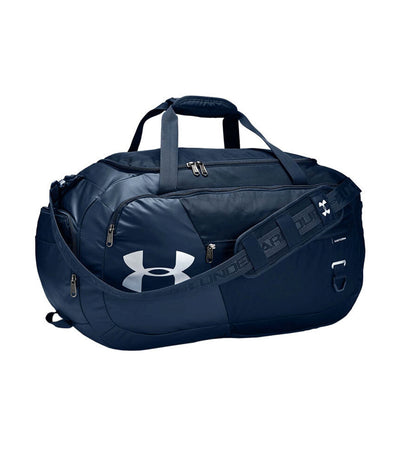 UA Undeniable 4.0 Small Duffle Bag Navy