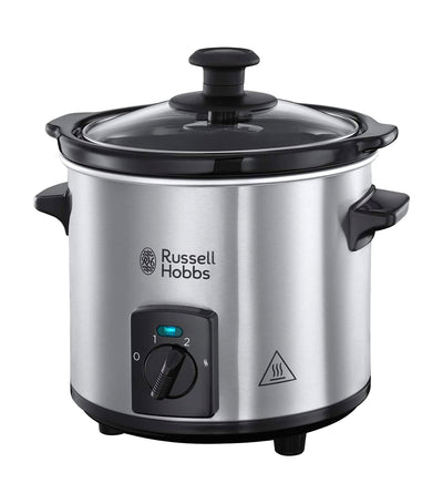 Compact Home Slow Cooker
