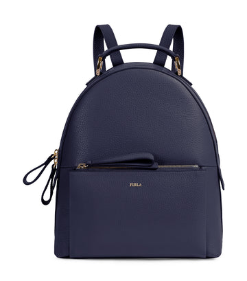 Furla Noa M Backpack Blu Notte