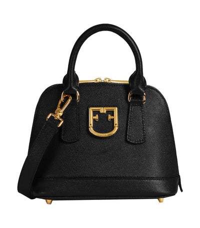 Furla Fantastica Mini Dome Bag Onyx