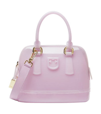 Furla Candy Mini Dome Bag Lilla