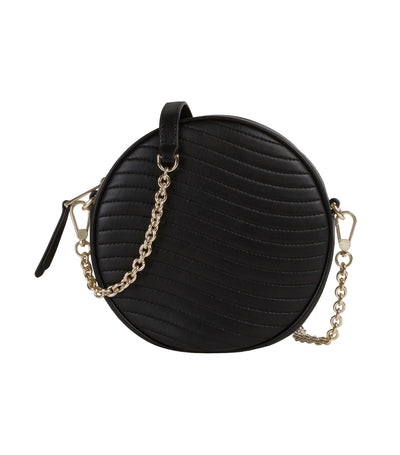 Swing Mini Crossbody Round Nero