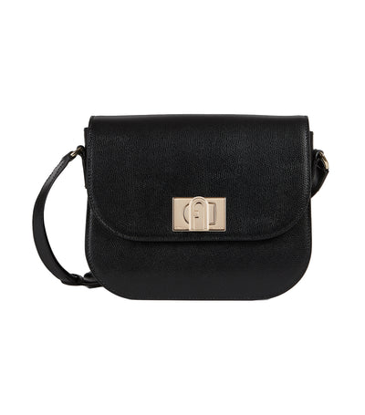 1927 S Shoulder Bag 23 Nero
