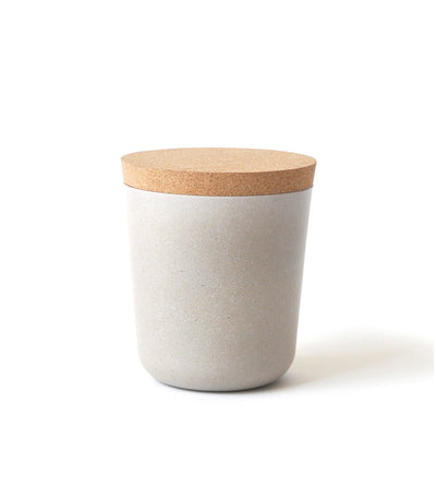 MakeRoom Claro XL Storage Jar - Stone
