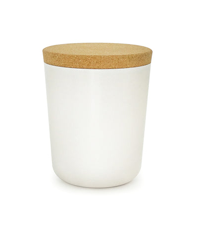 MakeRoom Claro XXL Storage Jar - White