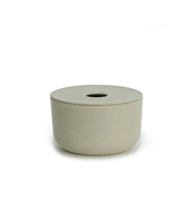 MakeRoom Baño Small Storage Box - Stone