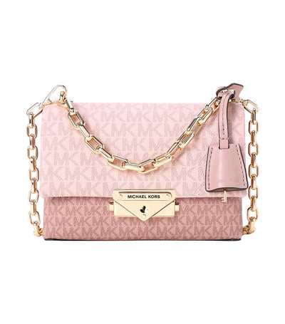 Cece Extra-Small Logo Crossbody Bag Ballet Pink Multi