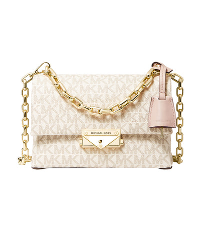 Cece Extra-Small Logo Crossbody Bag Vanilla Soft Pink