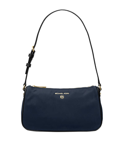 Jet Set Charm Medium Pouchette Bag Navy