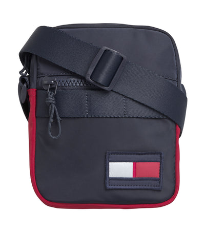 Men's Tommy Small Reporter Bag Blue