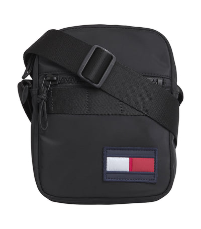Men's Tommy Small Reporter Bag Black