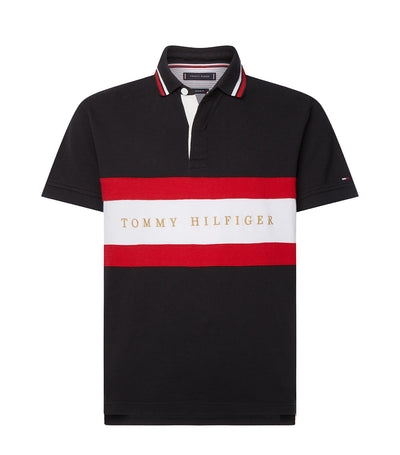 Iconic Regular Fit Polo Shirt Black