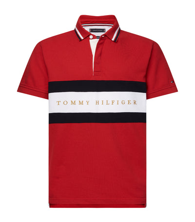 Iconic Regular Fit Polo Shirt Primary Red