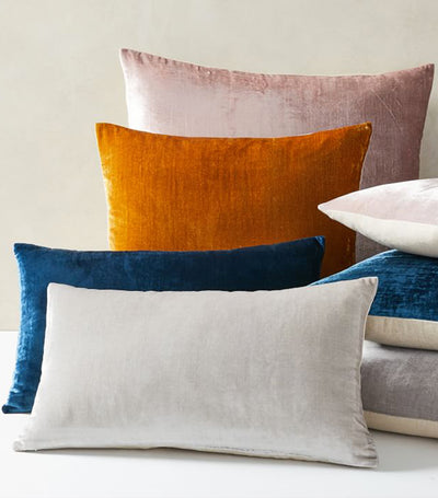West Elm Lush Velvet Pillow Cover