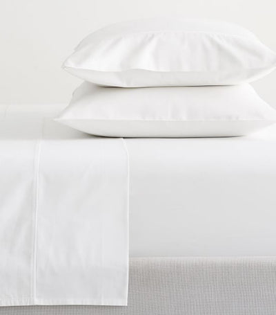 Pottery Barn PB Classic 400TC Organic Cotton Percale Sheet Set