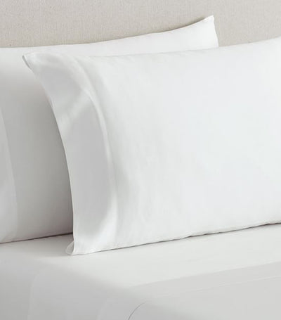 Pottery Barn Tencel™ Wrinkle-Resistant Sheet Set - White
