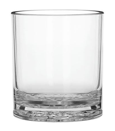 Pottery Barn Happy Hour Acrylic Cocktail Glasses - Clear