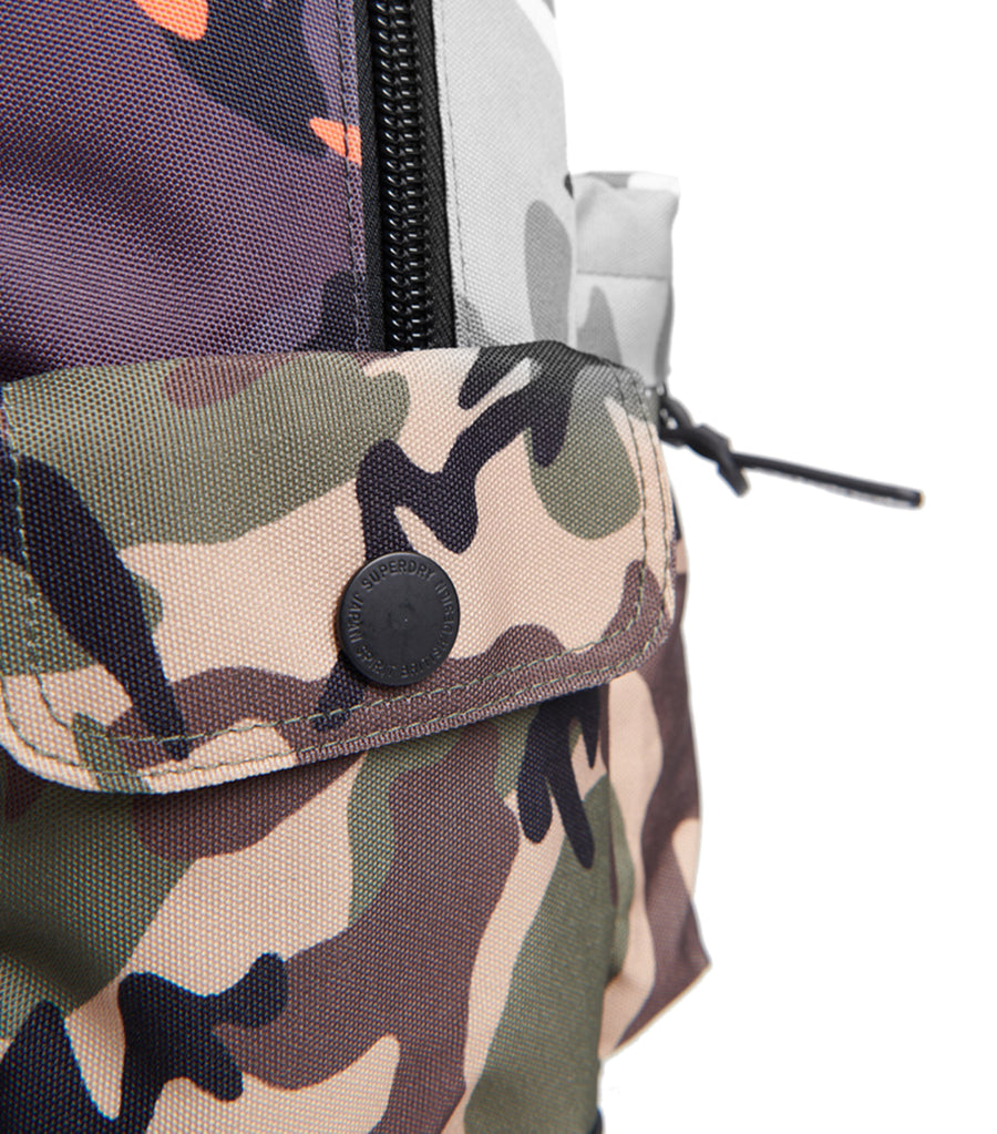 Men's Spliced Montana Rucksack Gray Camo