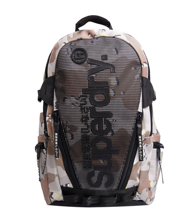 Men's Tarp Backpack Desert Camo
