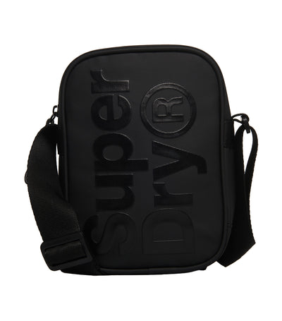 Men's Side Bag Black