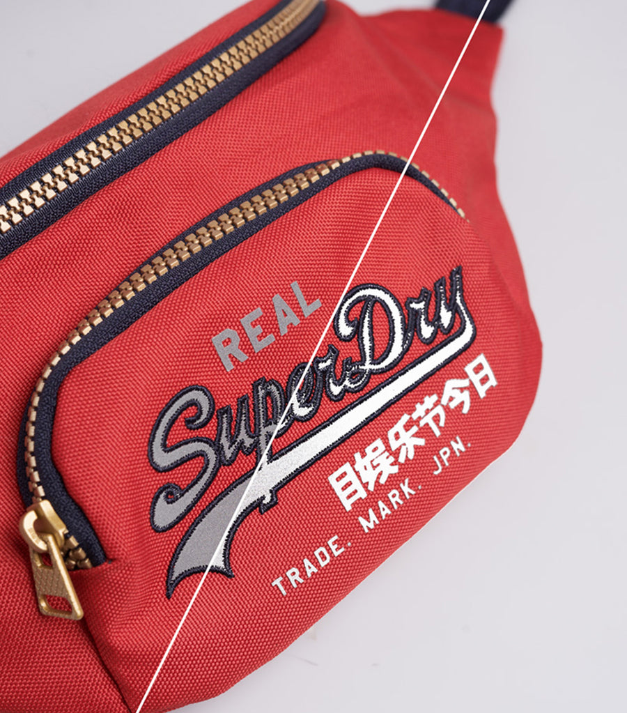 Women's Belt Bag Chinese New Year Red