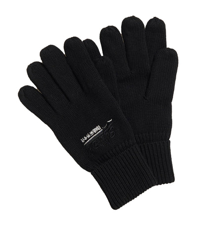 Men's Orange Label Gloves Back