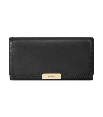 Kennedy File Clutch Black