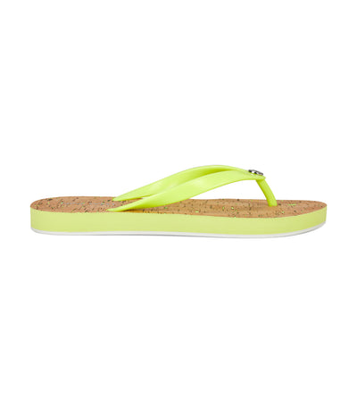 Charlize3 Flip-Flops Yellow