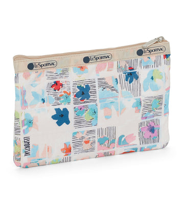 3-Zip Cosmetic Pouch Very Merry