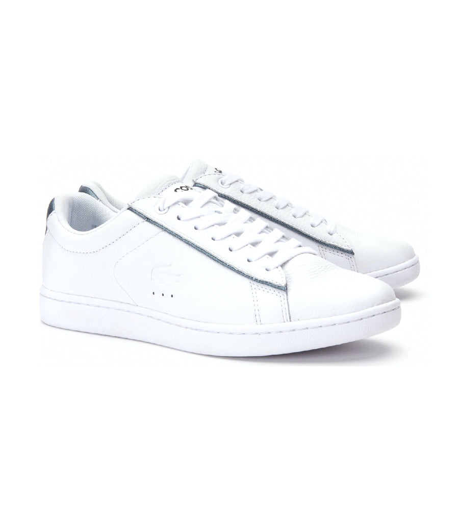 Women's Carnaby Evo Leather Sneakers White/Black