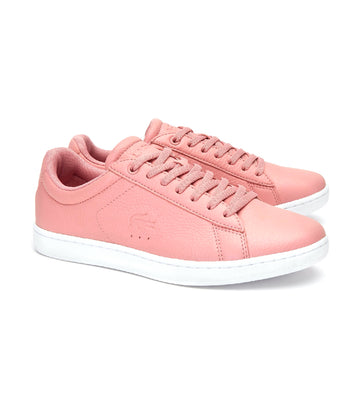 Women's Carnaby Evo Leather Sneakers Pink/White