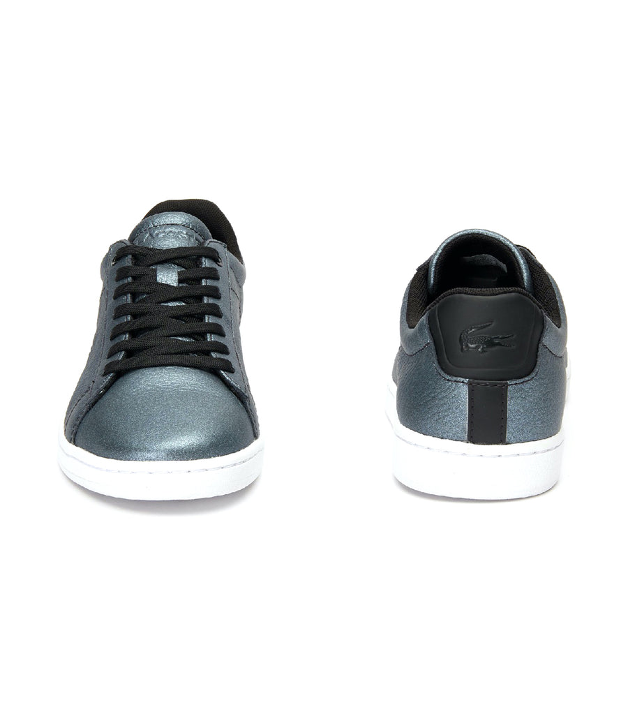 Women's Carnaby Evo Leather Sneakers Black/White