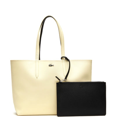 Women's Anna Reversible Tote Bag Flan/Black