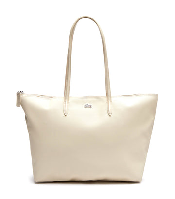 Women's L.12.12 Concept Large Zip Shopping Bag Fog