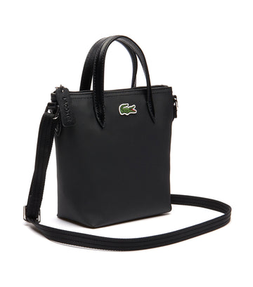 Women's L.12.12 Concept XS Shopping Crossover Bag Black