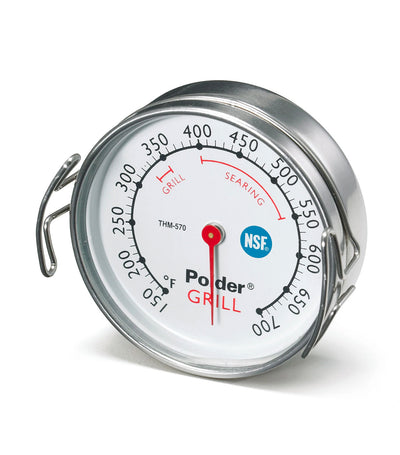 Polder NSF Grill Surface Thermometer