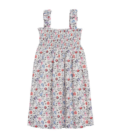 gap kids toddler floral smock dress