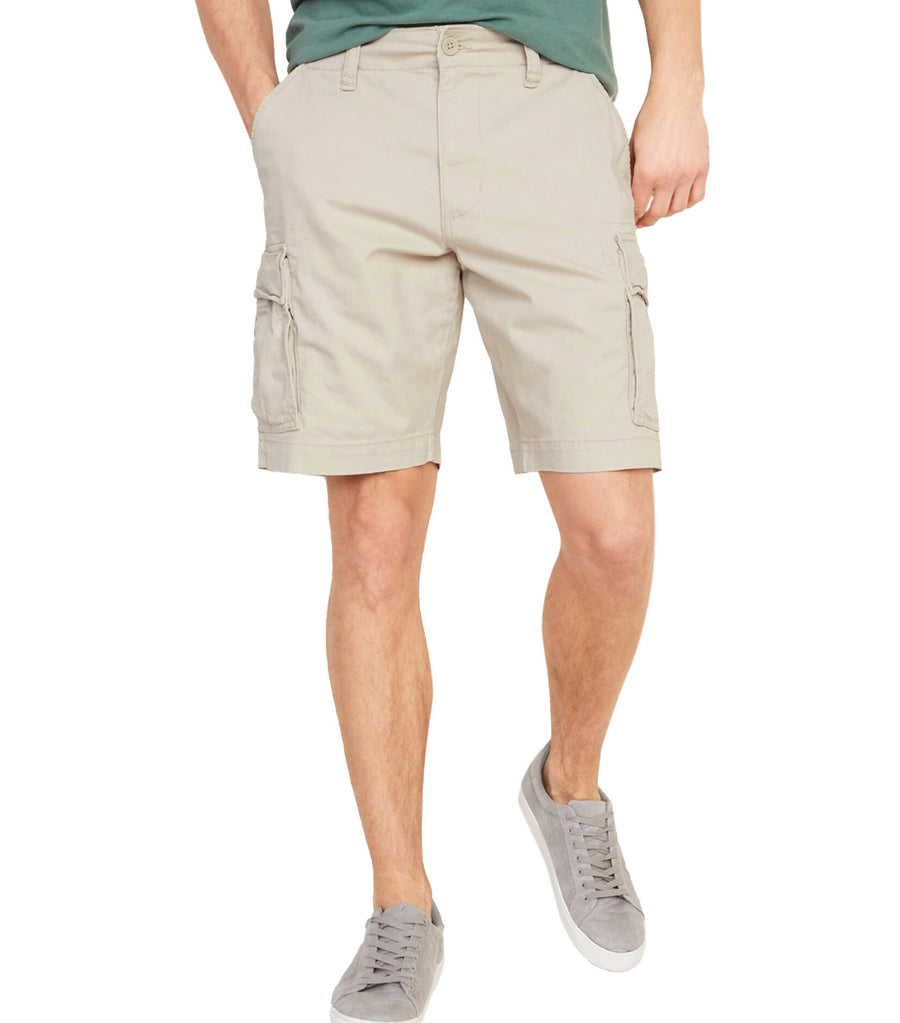 Lived-In Straight Cargo Shorts A Stone's Throw