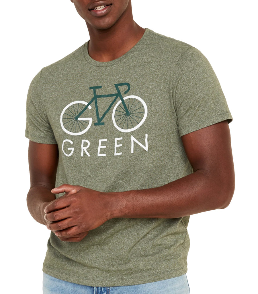Graphic Soft-Washed Crew-Neck Tee Grazing Grasses