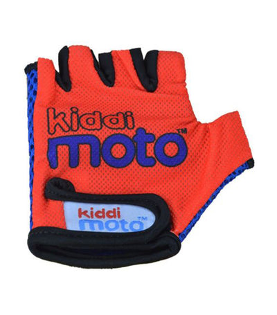 Kids Cycling Gloves - Red