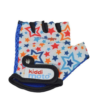 Kids Cycling Gloves - Stars