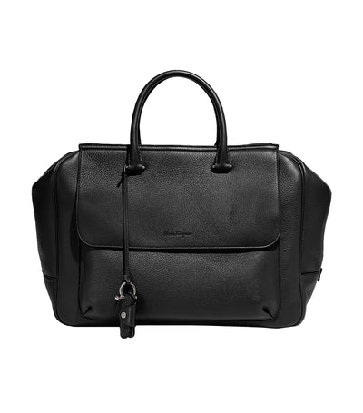 Soft Duffle Bag Black