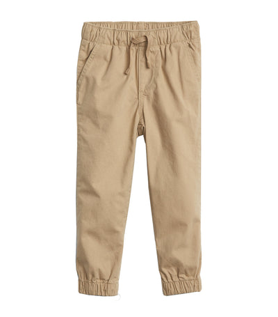 gap kids khaki toddler jogger pants