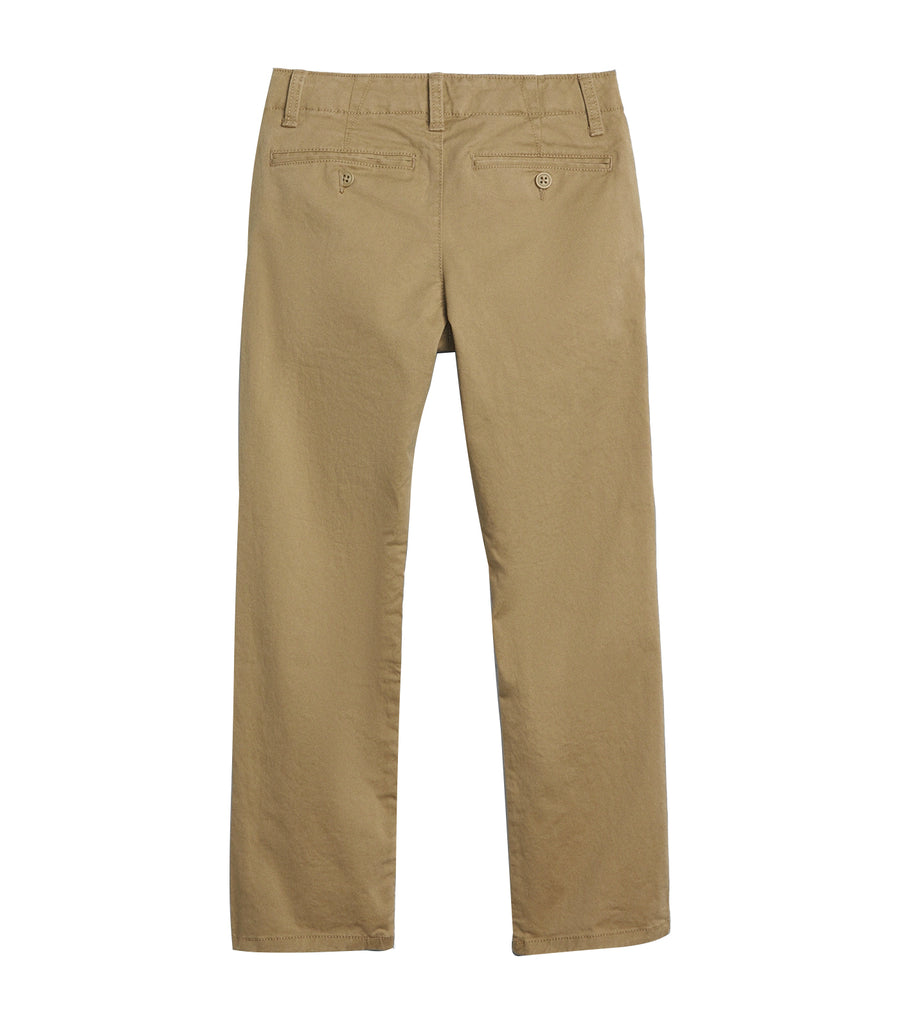 gap kids new british khaki chino pants