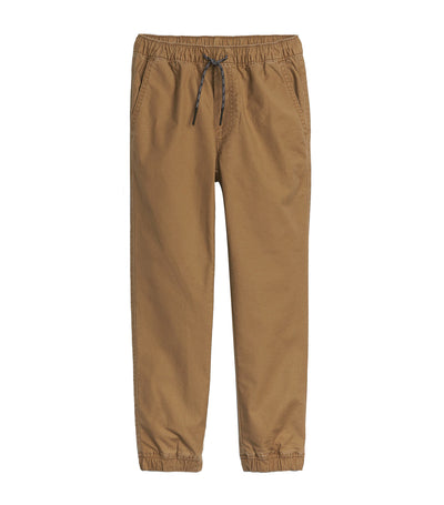 gap kids caramel jogger pants