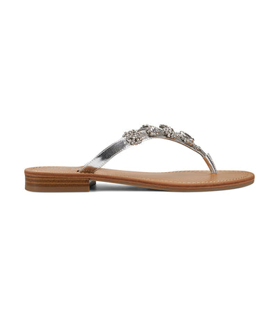 Perfect3 Thong Sandals Silver