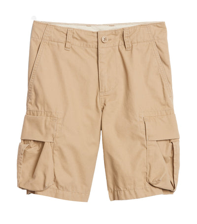 gap kids british khaki cargo shorts
