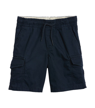 gap kids blue galaxy toddler boy cargo shorts